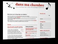 Miniature Dansmachambre.fr
